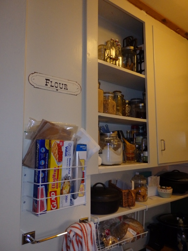 kitchen closed corner